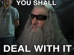 Sassy Meme - gandalf the sassy meme by ragnerize memedroid