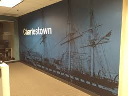 wall murals window graphics lexington signs vinyl wall mural graphic installation boston ma