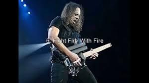 Kirk Hammett Top 20 Kirk Hammett Wah Solos Youtube