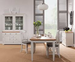 painted dining room table dining room furniture grey stone and wood dry gray walls with