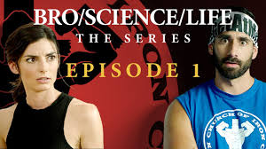 the rock tag teams with dom mazzetti bro science the series