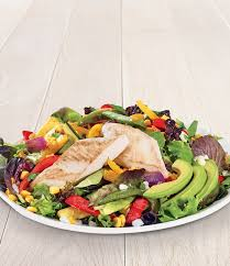 Garden Vegetable Salad by Roasted Vegetable Salad With Balsamic Dressing Rubio U0027s
