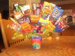 candy for birthdays 48 best candy boquet images on candy bouquet gifts