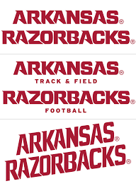 arkansas razorback home decor new identity and uniforms for arkansas razorbacks by nike