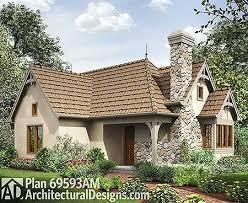 european cottage house plans plan 69593am 2 bed tiny cottage house plan cottage house
