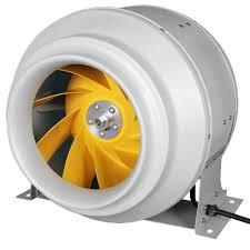 high cfm industrial fans 12 f5 industrial high output in line fan 2320 cfm air