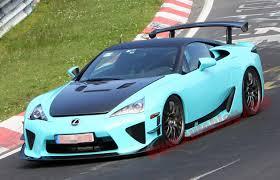 lexus lfa custom exhaust the secret of the tiffany blue lfa or how those auto spy stories