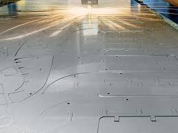 2d laser cutting machine platino prima power