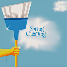 spring clean spring cleaning basics
