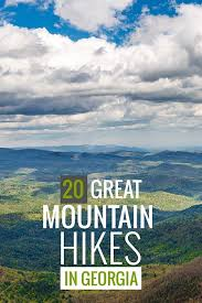 Georgia mountains images Mountains in georgia our 20 favorite summit hikes jpg
