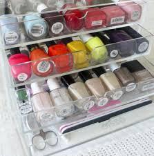 nail polish organizing neat method