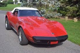 1973 corvette engine options 1973 chevrolet corvette convertible maroon wit white top