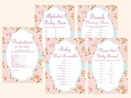 shabby chic baby shower ideas baby shower ideas themes games