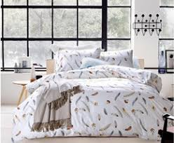 Peacock Feather Comforter Set Discount Feather Print Bedding 2017 Feather Print Bedding Sets