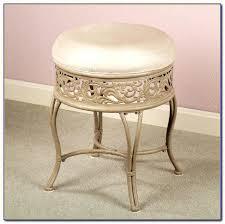 Vanity Stool On Wheels Amusing Vanity Chair On Wheels Gallery Best Inspiration Home