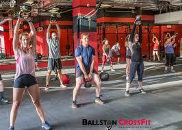 ballston crossfit wod events
