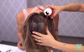 hair coke rinse rinsing hair with coca cola