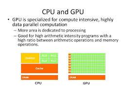 Seeking Dram Gpgpu Introduction Why Is Gpu In The Picture Seeking Exa Scale