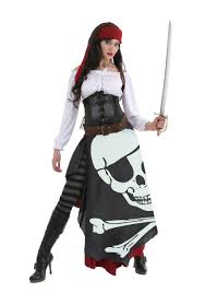 plus size pirate blouse plus size s pirate flag costume