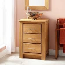 Narrow Depth Bathroom Sinks Bathroom Light Brown Wooden Narrow Depth Bathroom Vanity With