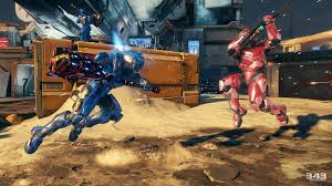 Warzone Maps Halo 5 Guardians