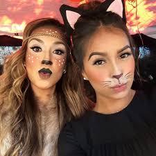 Deer Halloween Costume Women 25 Halloween Makeup Kids Ideas Cat