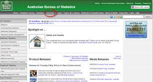australian bureau statistics australian bureau of statistics library of tasmania