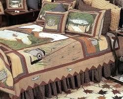 theme quilt cabin quilts cabin comforters and quilts fishing theme quilt