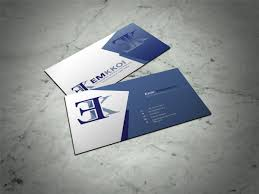 visitenkarte design modern upmarket business card design for emir majdancic by