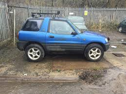 toyota rav4 spares toyota rav4 4x4 jeep road project spares repair petrol manual