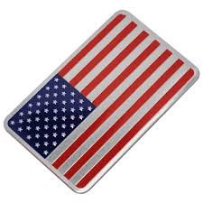 Embroidered American Flag Buy American Flag Decal And Get Free Shipping On Aliexpress Com