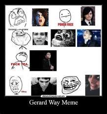 Gerard Way Memes - gerard way memes 28 images mcr funny polyvore gerard way and