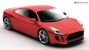 barbie porsche generic sports car 3d model concept vehicles pinterest