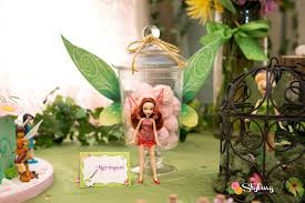 tinkerbell inspired birthday styling moment