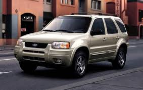 Ford Escape Limited - 2004 ford escape information and photos zombiedrive