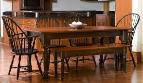 cheap rustic wood dining table photo modern kitchen