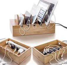 diy wood charging station 27 diy charging station ideas to make more tidy cables