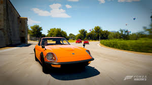 the top 5 video games featuring japanese nostalgic cars japanese nissan fairlady 432 forza horizon 2 japanese nostalgic car
