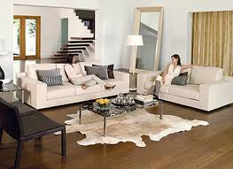Living Room Ideas With White Leather Couches Simple Living - Family room leather furniture