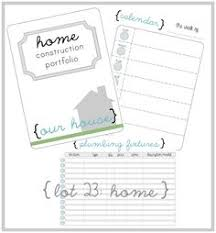 Checklist For Building A House Home Management Binder Home Improvement Pinterest Moving
