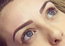 hairstroke eyebrow tattoo kent london charmaine harding