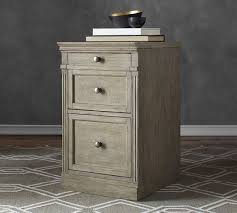 Single Drawer Lateral File Cabinet Livingston Single 2 Drawer Lateral File Cabinet Pottery Barn