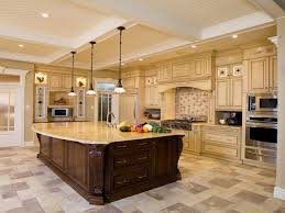 big kitchen design ideas attractive luxurious kitchen designs on house remodel concept with