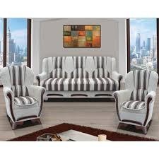 canape tissu rayures canape tissu rayures beige dans canapé achetez au meilleur prix