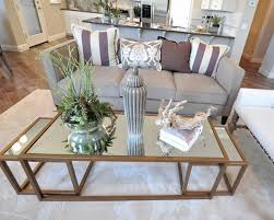 gold nesting coffee table gold nesting coffee table wonderful increase your surface area with