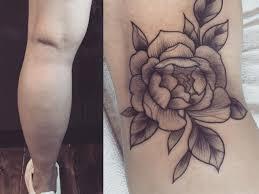 diesel tattoos narben tattoos wenn zeit nicht alle wunden heilt