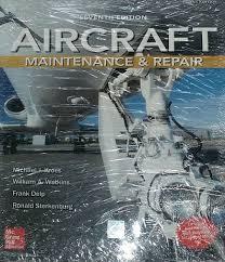aircraft maintenance u0026 repair 7th edition buy aircraft