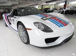 Porsche 918 Hypercar - factory fresh porsche 918 weissach is waiting for you in a florida