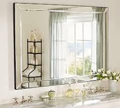 Mirror Vanities For Bathrooms by Framed Bathroom Mirrors Bathroom Traditional With Bathroom Vanity