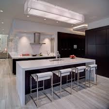 Eat In Kitchen Island Del Frisco U0027s Orlando For Contemporary Kitchen And Breakfast Bar